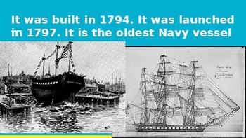 The USS Constitution