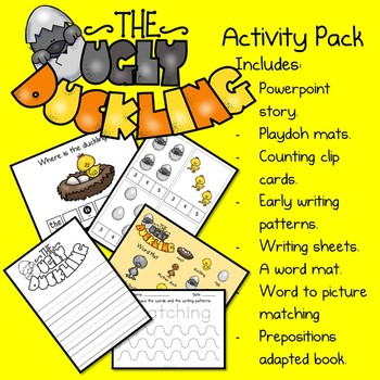 The Ugly Duckling Activity Pack