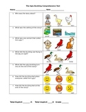 The Ugly Duckling Comprehension