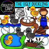The Ugly Duckling {Creative Clips Digital Clipart}
