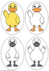 The Ugly Duckling Puppets