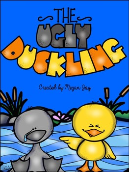 The Ugly Duckling Readers' Theater & Writing Unit