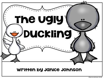 The Ugly Duckling ~ Simplified for Young Readers
