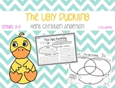 The Ugly Duckling Story Worksheets (Hans Christian Anderso