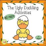 The Ugly Duckling Fairy Tales Worksheets Activities Games