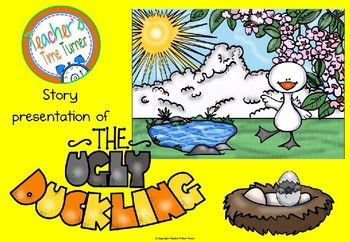 The Ugly Duckling powerpoint story