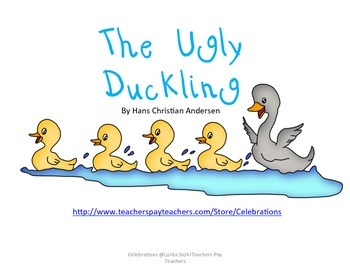 The Ugly Duckling the Common Core Way