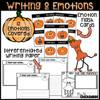 Fiction & Non-Fiction Pumpkin Unit to use with The Ugly Pumpkin