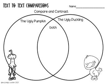 The Ugly Pumpkin: A Thanksgiving Book Companion