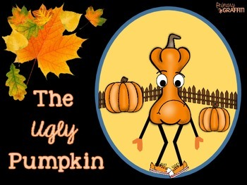 The Ugly Pumpkin {Book Companion}