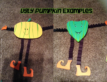 The Ugly Pumpkin Companion Pack