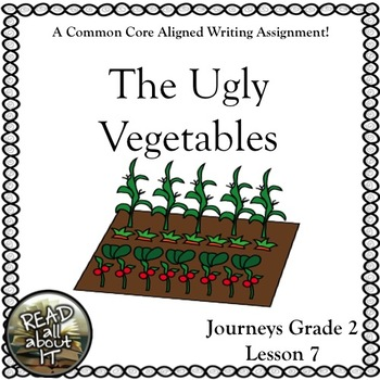 The Ugly Vegetables-Journeys Grade2-Lesson 7