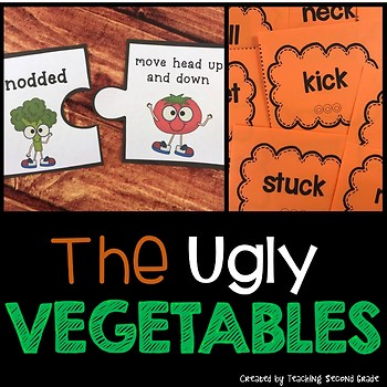 The Ugly Vegetables Journeys Second Grade