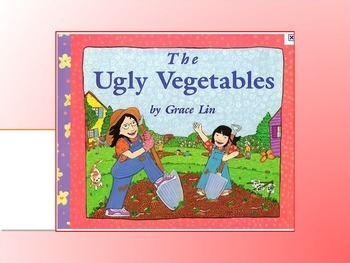 The Ugly Vegetables Vocabulary - Journeys 2nd Grade Lesson 7