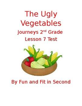 Journeys Lesson 7 The Ugly Vegetables Test