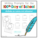 The Ultimate 100th Day of School Writing Pack