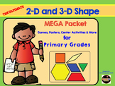The Ultimate 2-D & 3-D Geometry Pack