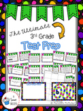 The Ultimate 3rd Grade Test Prep