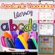 Academic Vocabulary Interactive Journal Bundle by Kim Adsit