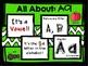 The Ultimate Alphabet Center: Aa