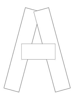 The Bundle of Alphabet Handwriting Resources (abc penmanship)