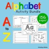 The Ultimate Animal Alphabet Activity Bundle
