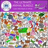 The Ultimate Animal Clip Art Bundle