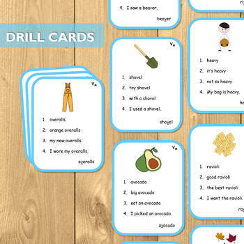 Articulation Cards for V: The Ultimate Artic Kit!