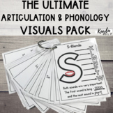 The Ultimate Articulation & Phonology Visuals Pack | Dista