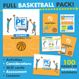 The Ultimate Basketball Pack - The PE Project