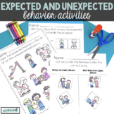 Behavior Activities | Expected and Unexpected Behavior Activities