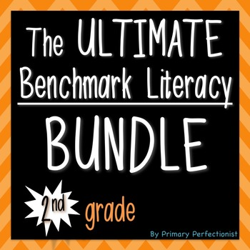 The Ultimate Benchmark Literacy Bundle - 2nd grade
