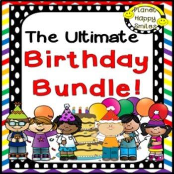 The Ultimate Birthday Bundle