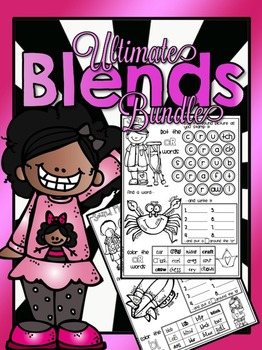 The Ultimate Blends Bundle (with Digraphs)