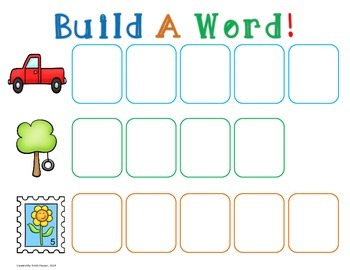 Blends and Digraphs Worksheets and Activities