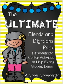 The Ultimate Blends and Digraphs Pack