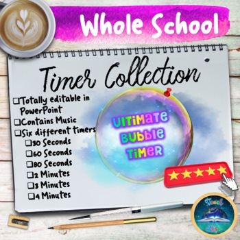 The Ultimate Bubble Timer - Back to School