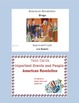 The American Revolution. Ultimate Bundle of Printables to Teach and Review