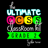 The Ultimate CCSS Classroom Kit {GRADE 2}