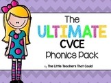 The Ultimate CVCE Phonics Pack