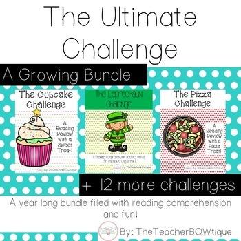 The Ultimate Challenge: A Growing Bundle