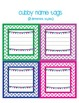 The Ultimate Chevron Classroom Pack
