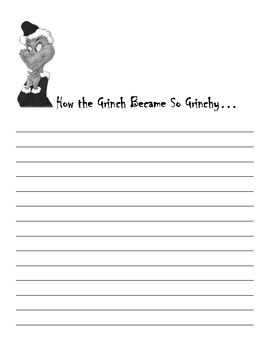 The Ultimate Christmas Creative Writing Packet - 50 Printable Writing Activities