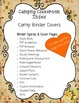 The Ultimate Classroom Camping Theme with Sub Binder & Teacher Binder