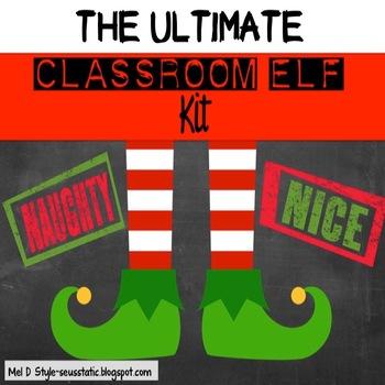 The Ultimate Classroom Elf Kit