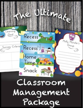 The Ultimate Classroom Management & Behaviour Management Package
