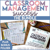 Classroom Management Plan Bundle