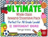 The Ultimate Classroom Reward/ Incentive Pack PERFECT FOR