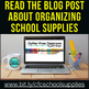 The Ultimate Classroom Supplies Checklist Everything You Need and More