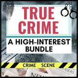 The Ultimate Crime Bundle- Criminals, Serial Podcast, Lizz